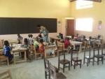 Intérieur Ecole Terminée et mobilier